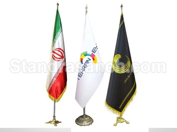 چاپ پرچم های تشریفات