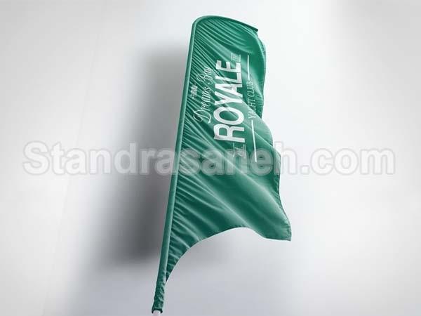 چاپ پرچم تبلیغاتی